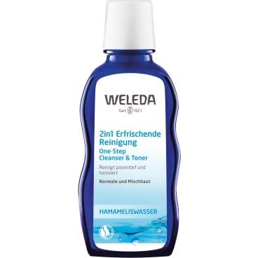 Weleda 2in1 Erfrischende Reinigung Gesichtswasser