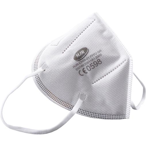 FFP2 Atemschutzmaske, ohne Ventil