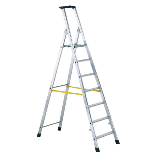 Zarges Nova S Stufen-Stehleiter