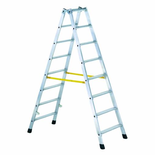 Zarges Nova B Stufen-Stehleiter