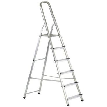 Zarges Astra S Stufen-Stehleiter