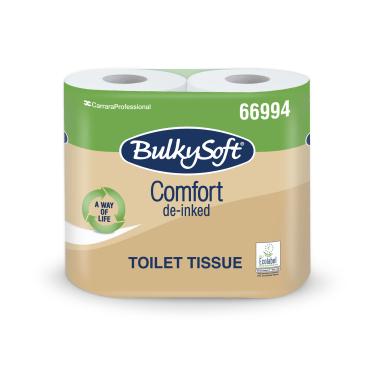 BulkySoft® Comfort Toilettenpapier, 2 lagig