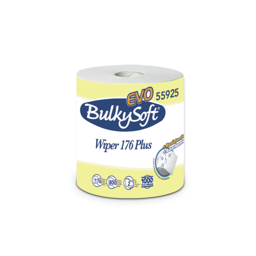 BulkySoft® Excellence Wischtuchrolle, 2-lagig