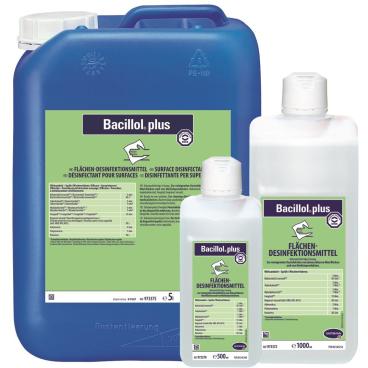 Bode Bacillol® plus Flächendesinfektion 500 ml - Flasche