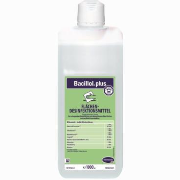 Bode Bacillol® plus Flächendesinfektion 1000 ml - Flasche