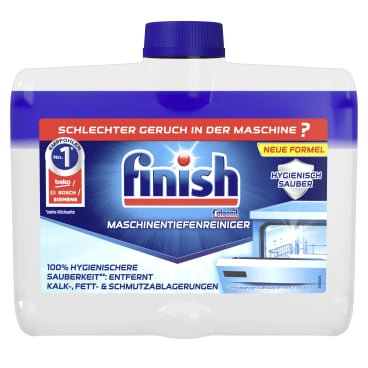 Finish Regular Maschinentiefenreiniger