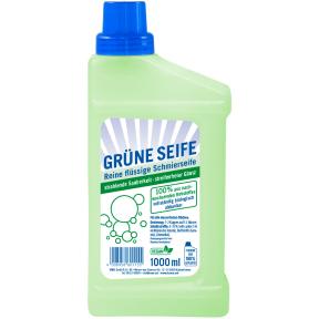 Walter Grüne Seife flüssige Schmierseife
