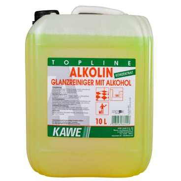 KAWE Alkolin Glanzreiniger mit Alkohol