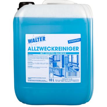 Walter Allzweckreiniger mit Doppel-Salmiak