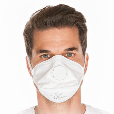 HYGOSTAR® FFP3 NR Atemschutzmaske, faltbar