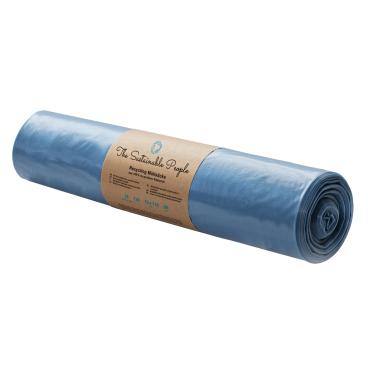 TSP PE Rezyklat Müllsäcke, 120 Liter, 70 x 110 cm, 30 µm