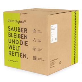 Green Hygiene® ROLF Toilettenpapier, 2-lagig