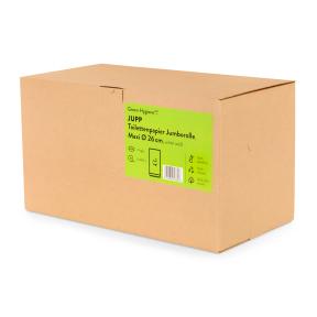 Green Hygiene® JUPP Toilettenpapier, 2-lagig
