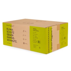 Green Hygiene® FRIEDA Falthandtücher, 2-lagig
