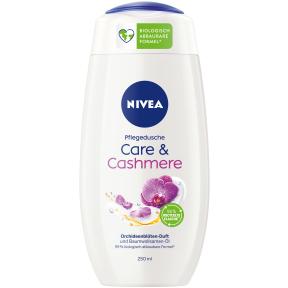 NIVEA Shower Care & Cashmere Pflegedusche