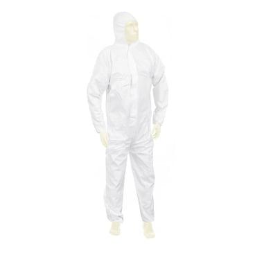 Meditrade Suavel® YETI Overall Schutzanzug, weiß