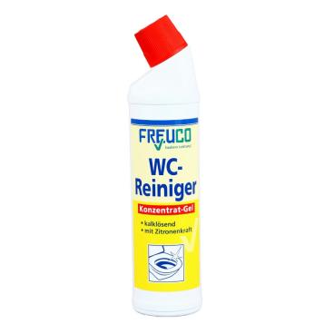 Freuco WC-Reiniger Gel 750 ml - Flasche