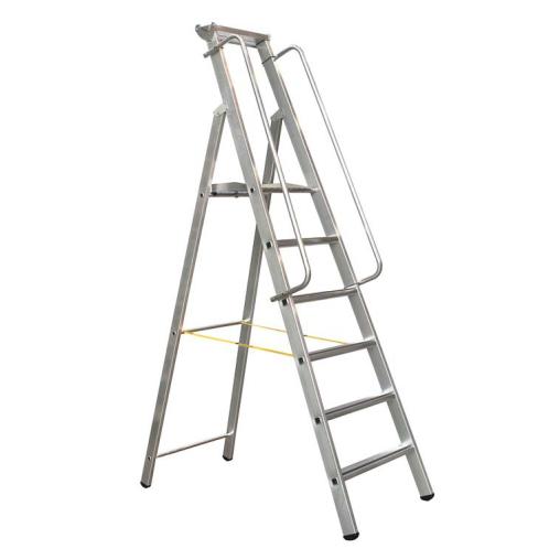 Zarges Meistertritt S Stufen-Stehleiter