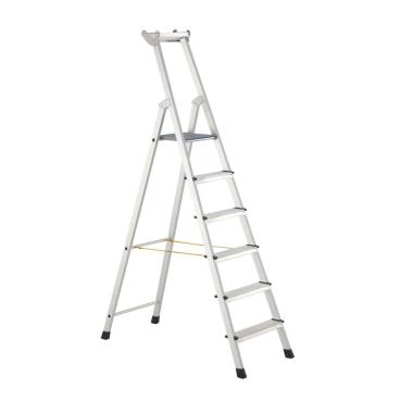 Zarges XLstep Stufen-Stehleiter