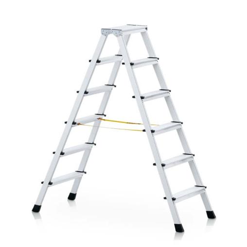 Zarges XLstep B Stufen-Stehleiter