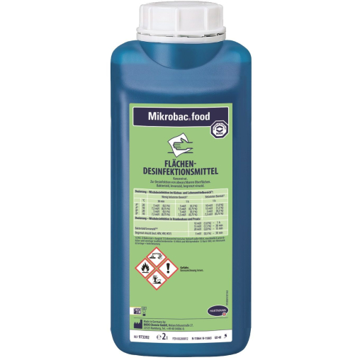 Bode Mikrobac® food Flächendesinfektion