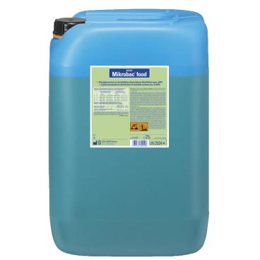 Bode Mikrobac® food Flächendesinfektion 25 l - Kanister