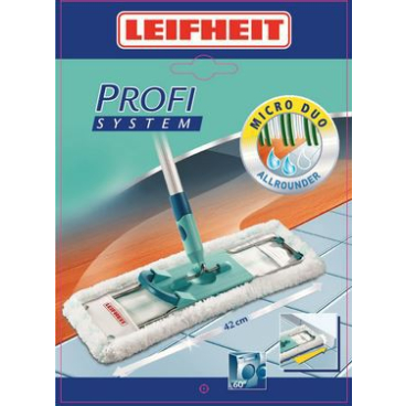 LEIFHEIT Profi XL Wischbezug static plus