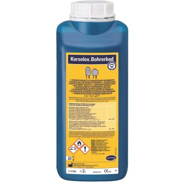 Bode Korsolex® Bohrerbad 2 l - Flasche