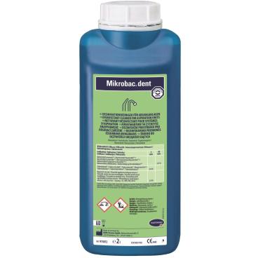 Mikrobac® dent Desinfektionsmittel