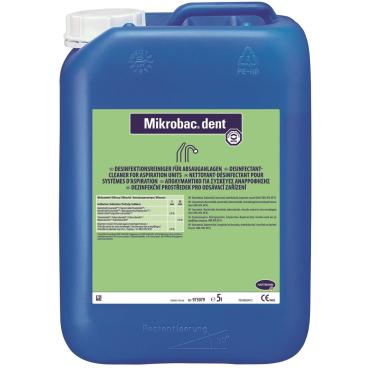 Mikrobac® dent 5 l - Kanister