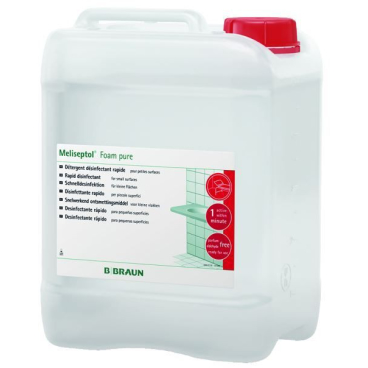 B. Braun Meliseptol® Foam pure - Desinfektionsschaum