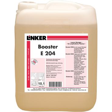 Linker Booster E 204 Untergrundreiniger