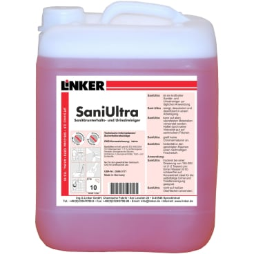 Linker Sani-Ultra Sanitärreiniger