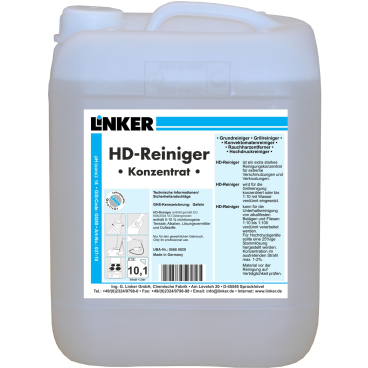 Linker HD-Reiniger
