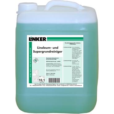 Linker Linoleumreiniger und Supergrundreiniger
