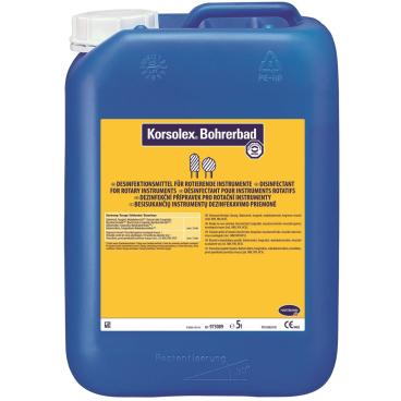 Bode Korsolex® Bohrerbad Desinfektionslösung