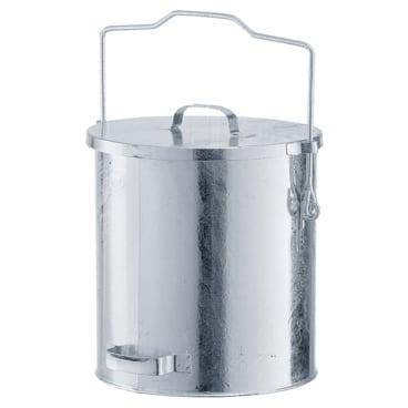 RENNER Mülleimer mit Gleitdeckel