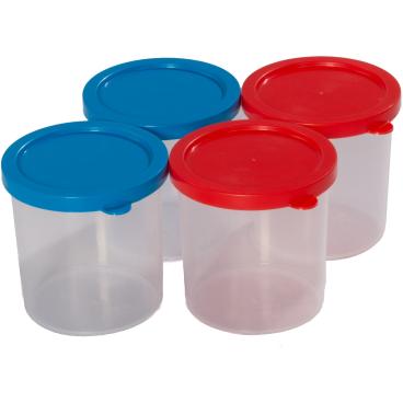 Gefrier- und Kräuterdosenset 0,25 Liter