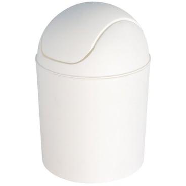 Tischabfallbehälter rund 1,5 Liter