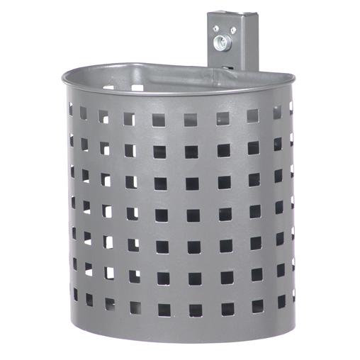 RENNER Abfallbehälter 20 l gelocht