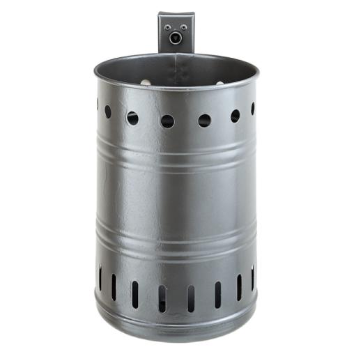 RENNER Abfallbehälter 35 l gelocht