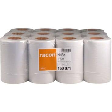 racon® comfort Handtuchrollen, 20 cm x 120 m, 1-lagig, hochweiß
