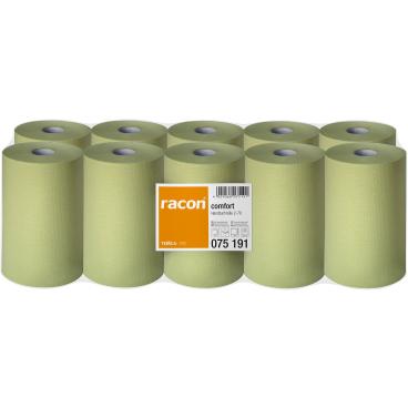 racon® comfort Handtuchrollen 23 cm x 70 m, 2-lagig, grün
