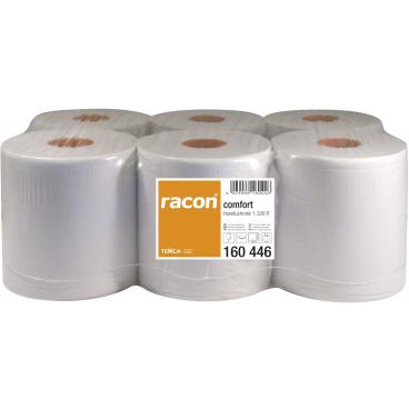 racon® comfort Handtuchrollen, 20 cm x 320 m, 1-lagig, weiß