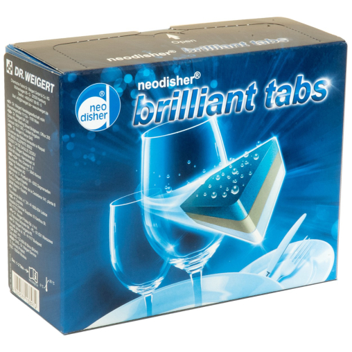 Dr. Weigert neodisher brilliant Tabs Gschirrreinigertabs