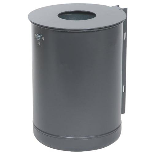 RENNER Abfallbehälter 35 l ungelocht