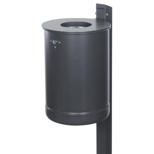 RENNER Abfallbehälter 50 l ungelocht