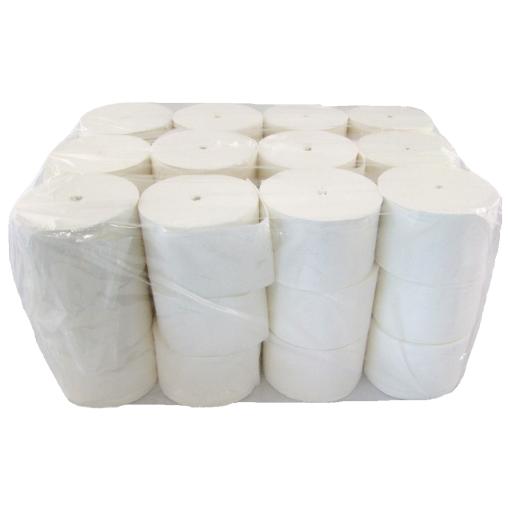 Toilettenpapier, Zellstoff, 2-lagig, weiss