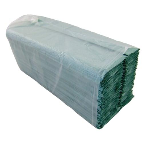 Papierhandtuch, 25 x 31 cm, 1-lagig, grün
