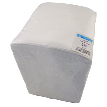 Zelltuchservietten 24 x 24 cm, 2-lagig, weiß